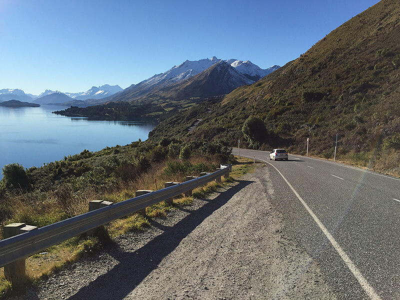 Staying in Glenorchy near Queenstown