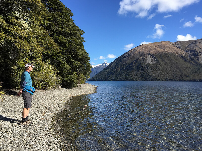 Nelson Lakes National Park - St Arnaud